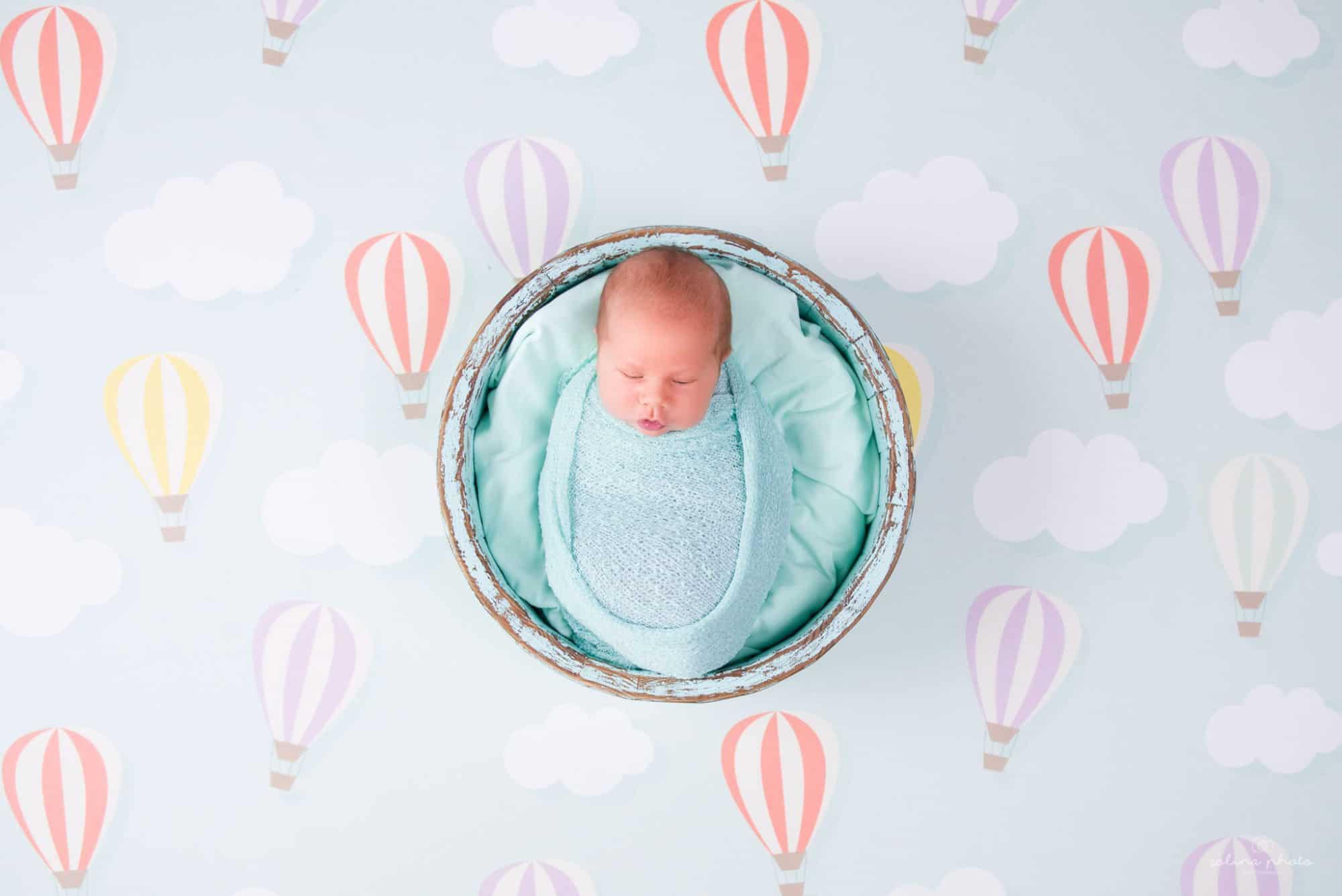 zdjecie w balonie